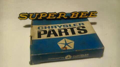Very Rare NOS Super Bee Emblem
